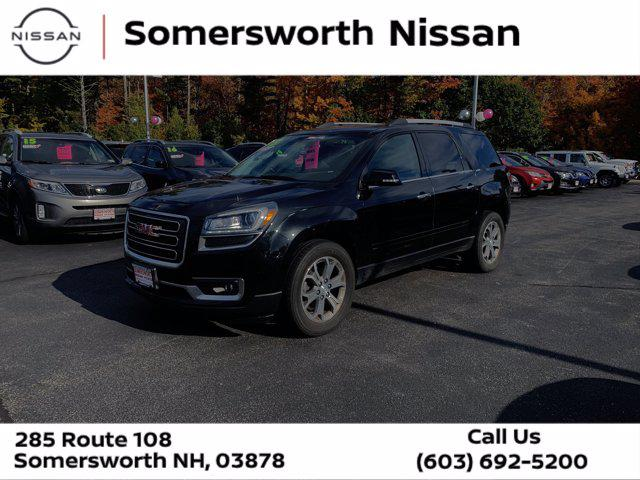 2013 GMC Acadia SLT for sale in Somersworth, NH