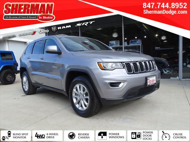 2021 Jeep Grand Cherokee Laredo E for sale in Skokie, IL