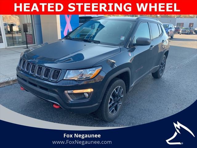 2018 Jeep Compass Trailhawk for sale in Negaunee, MI