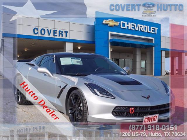 2016 Chevrolet Corvette Z51 2LT for sale in Austin, TX