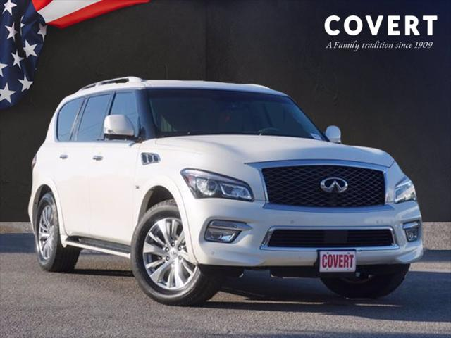 2016 INFINITI QX80 2WD 4dr for sale in Austin, TX