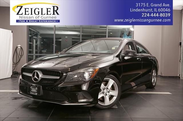 2017 Mercedes-Benz CLA CLA 250 for sale in Schaumburg, IL