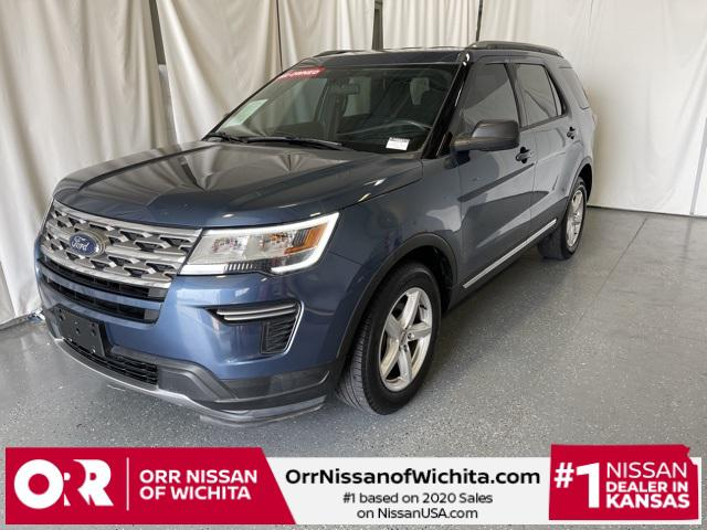 2018 Ford Explorer XLT for sale in Wichita, KS