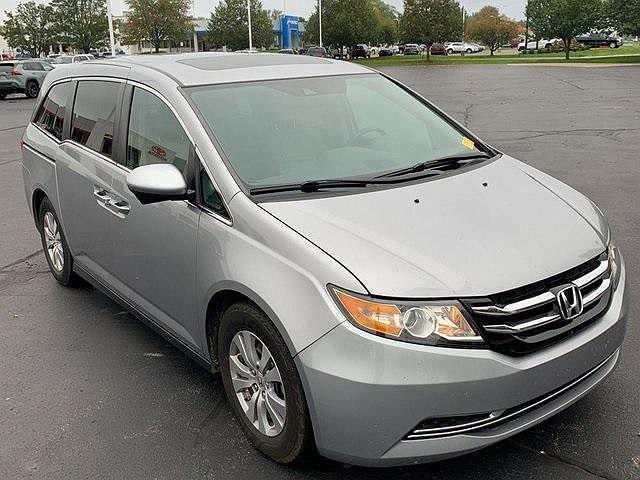 2016 Honda Odyssey EX-L for sale in Wapakoneta, OH