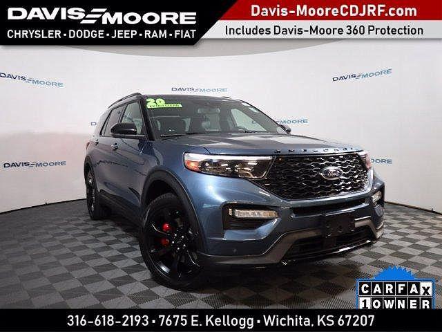 2020 Ford Explorer ST for sale in Wichita, KS