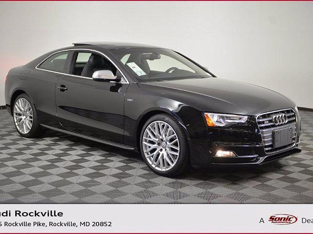 2016 Audi S5 Premium Plus for sale in Rockville, MD