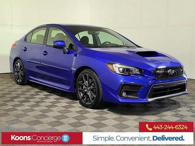 2018 Subaru WRX Limited for sale in Owings Mills, MD
