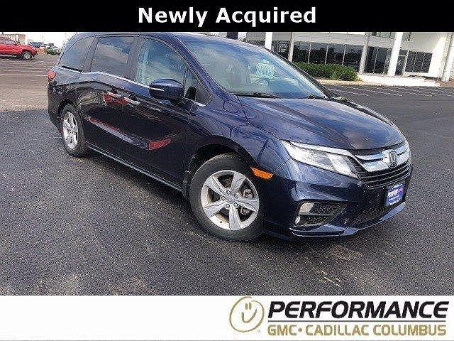 2018 Honda Odyssey EX-L for sale in Carroll, OH
