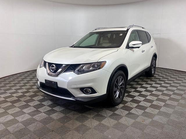 2016 Nissan Rogue SL for sale in Crown Point, IN