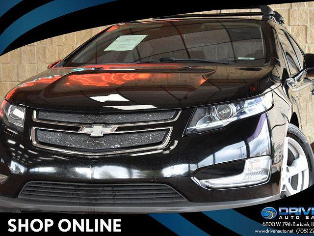 2013 Chevrolet Volt for sale near Burbank, IL
