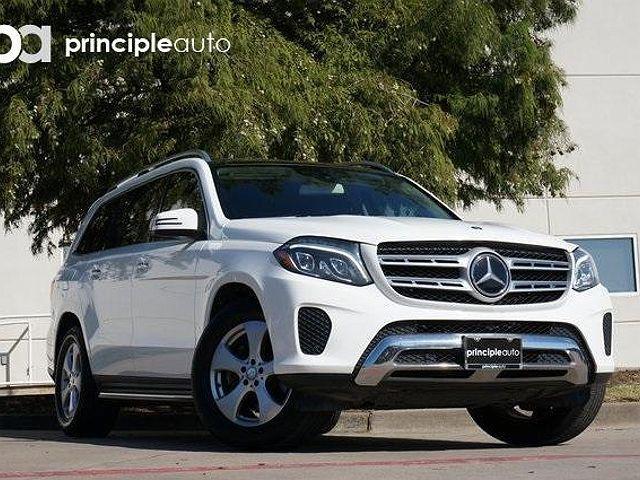 2017 Mercedes-Benz GLS GLS 450 for sale in Irving, TX