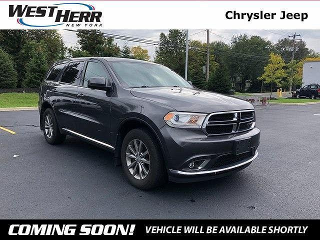 2018 Dodge Durango SXT for sale in Orchard Park, NY