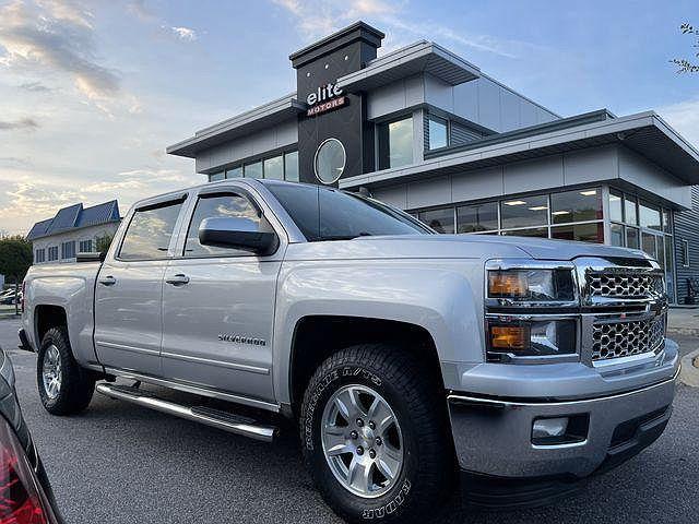 2015 Chevrolet Silverado 1500 LT for sale in Virginia Beach, VA