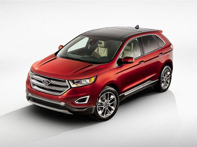 2018 Ford Edge Titanium for sale in Merrillville, IN