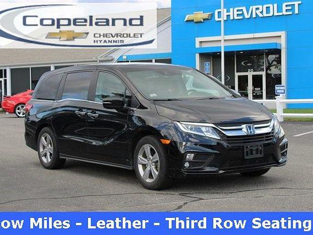 2018 Honda Odyssey EX-L for sale in Hyannis, MA