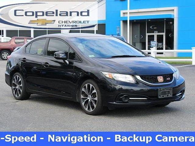 2013 Honda Civic  Si for sale in Hyannis, MA