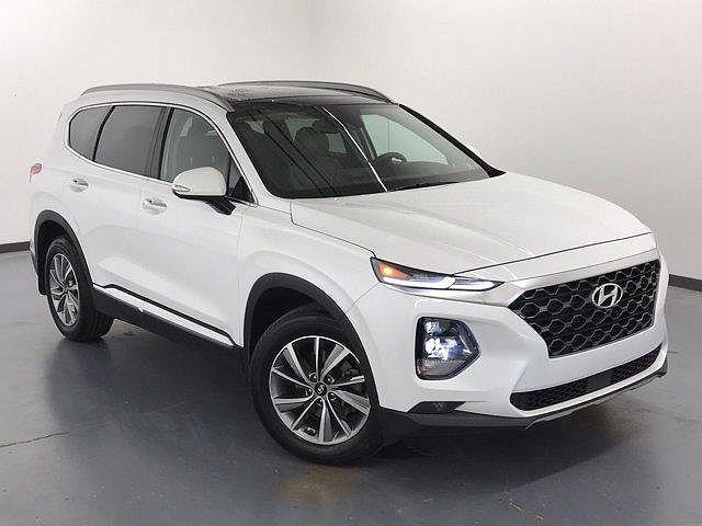 2019 Hyundai Santa Fe Ultimate for sale in Emmaus, PA