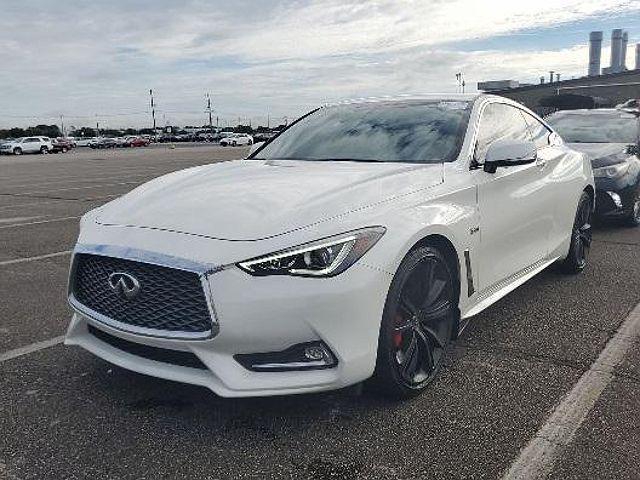 2018 INFINITI Q60 RED SPORT 400 for sale in West Palm Beach, FL