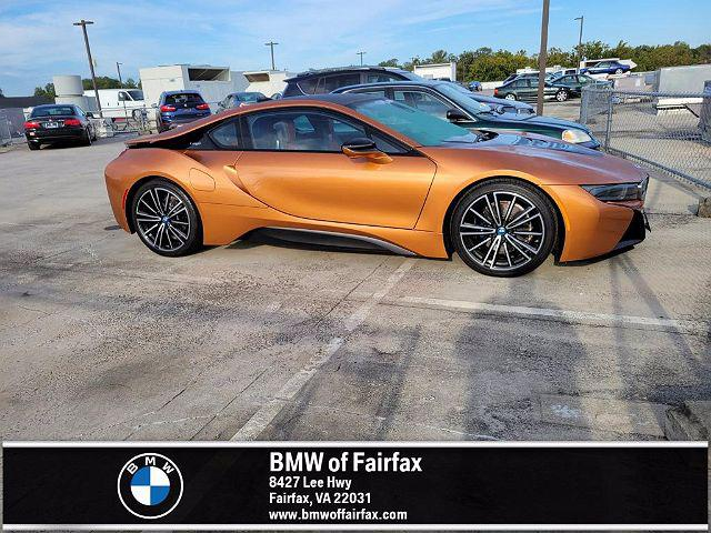 2019 BMW i8 Coupe for sale in Fairfax, VA