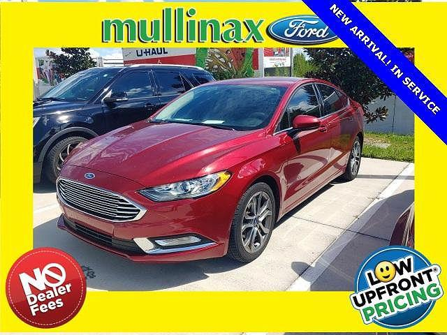 2017 Ford Fusion SE for sale in Kissimmee, FL