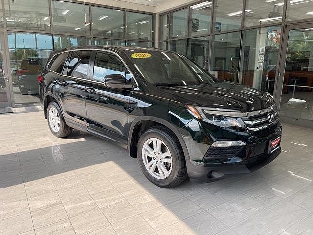 2016 Honda Pilot LX for sale in Alexandria, VA