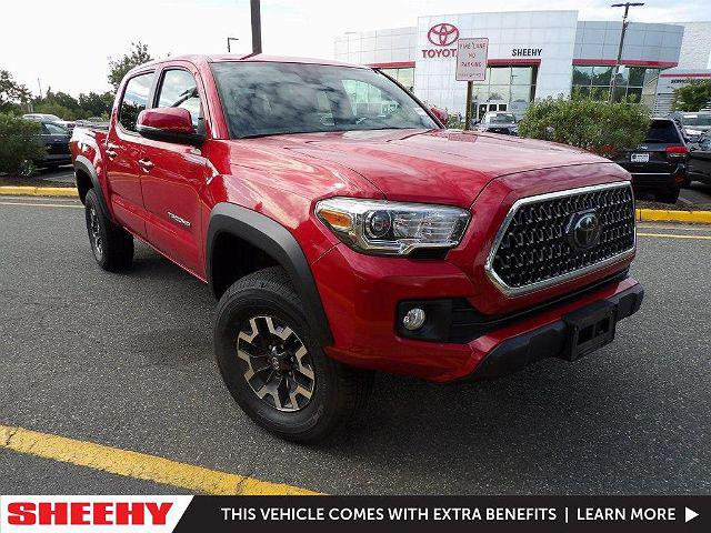 2018 Toyota Tacoma TRD Off Road for sale in Stafford, VA