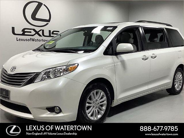 2017 Toyota Sienna XLE for sale in Watertown, MA