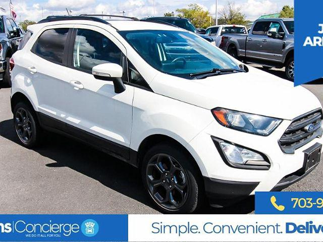 2018 Ford EcoSport SES for sale in Sterling, VA