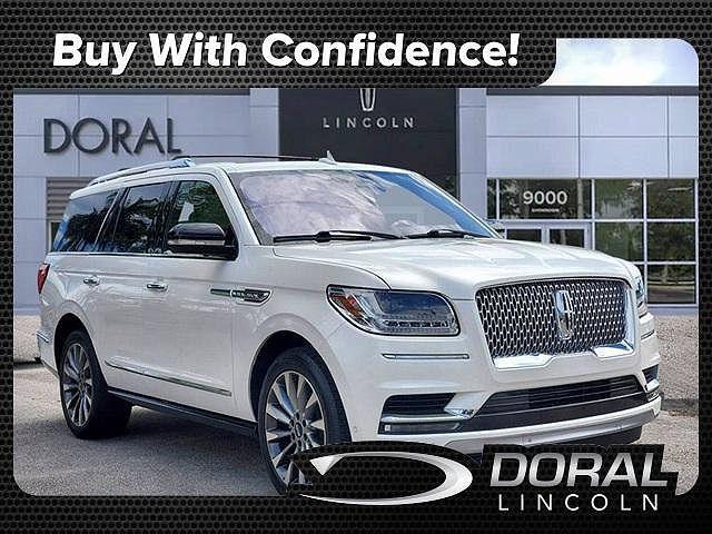 2018 Lincoln Navigator Select for sale in Doral, FL