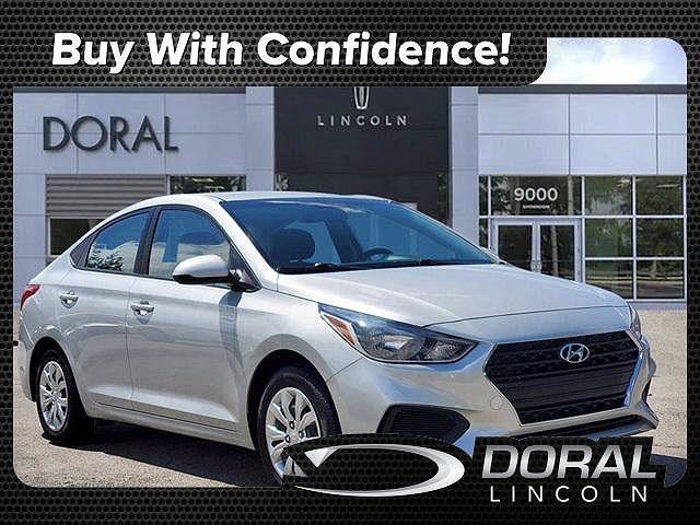 2018 Hyundai Accent SE for sale in Doral, FL
