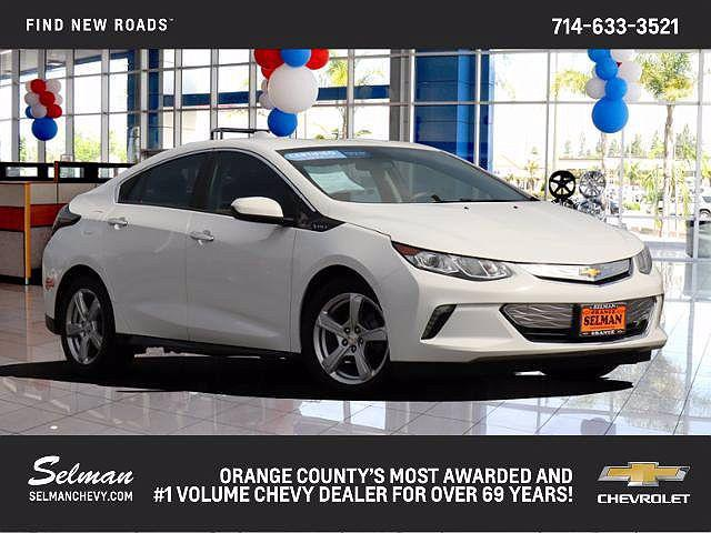 2018 Chevrolet Volt LT for sale in Orange, CA