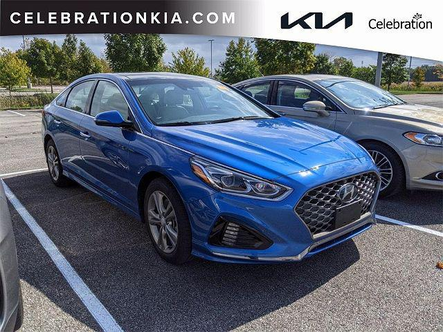 2019 Hyundai Sonata Limited for sale in Lewis Center, OH