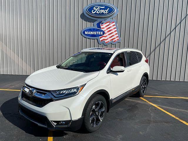 2017 Honda CR-V Touring for sale in Manistee, MI