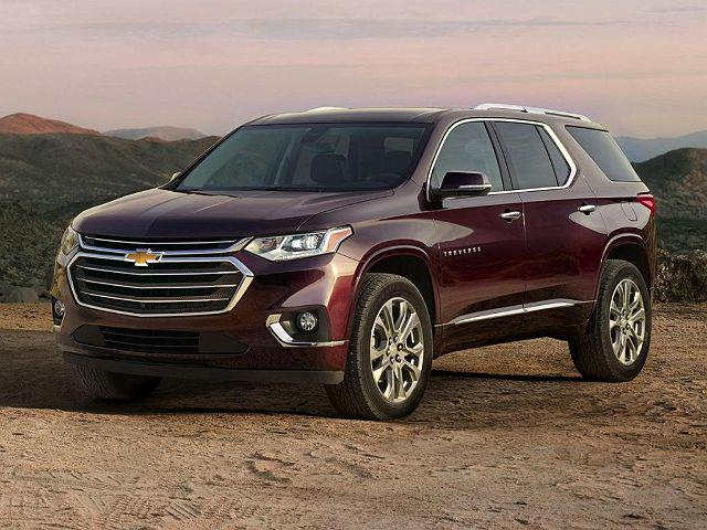 2021 Chevrolet Traverse LS for sale in Northfield, OH
