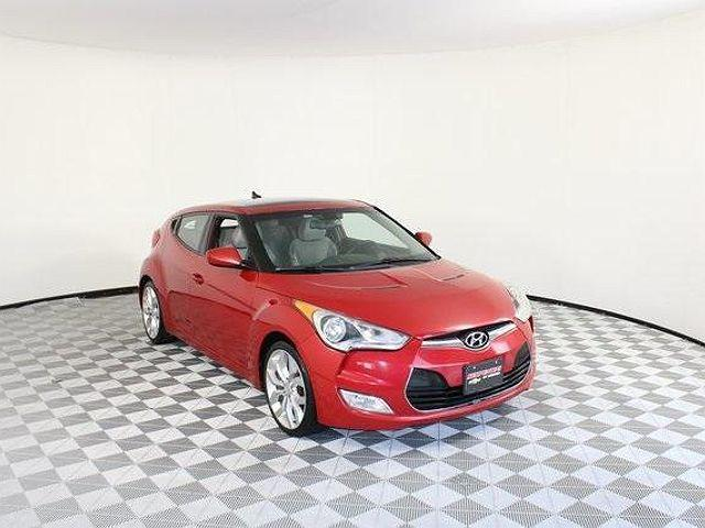 2012 Hyundai Veloster w/Gray Int for sale in Medina, OH