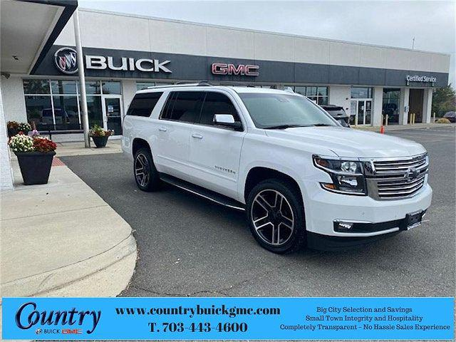 2020 Chevrolet Suburban Premier for sale in Leesburg, VA