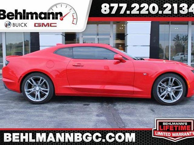 2019 Chevrolet Camaro 2LT for sale in Troy, MO