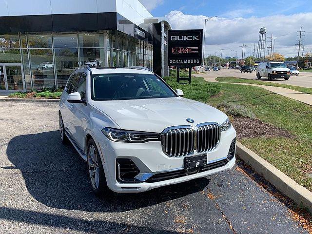 2020 BMW X7 xDrive40i for sale in Schaumburg, IL