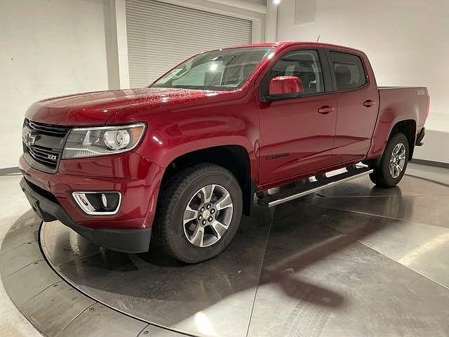 2017 Chevrolet Colorado 4WD Z71 for sale in Hagerstown, MD