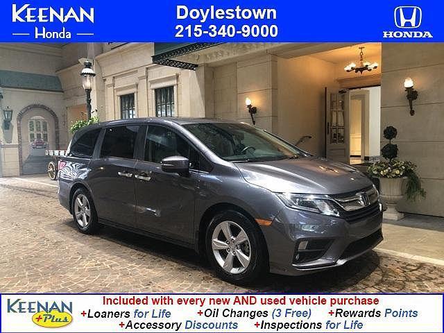 2019 Honda Odyssey EX-L for sale in Doylestown, PA