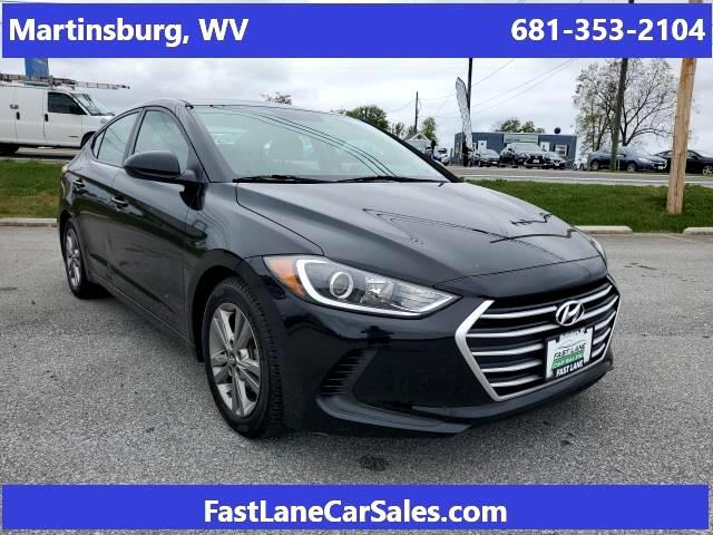 2018 Hyundai Elantra SEL for sale in Hagerstown, MD