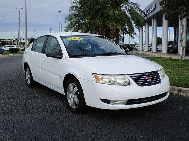 2006 Saturn Ion ION 3 4dr Sdn Auto for sale in Winter Haven, FL
