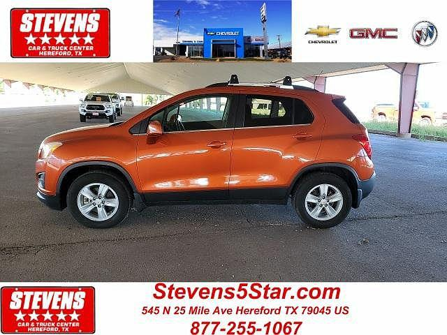 2015 Chevrolet Trax LT for sale in Hereford, TX