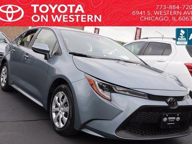 2020 Toyota Corolla LE for sale in Chicago, IL