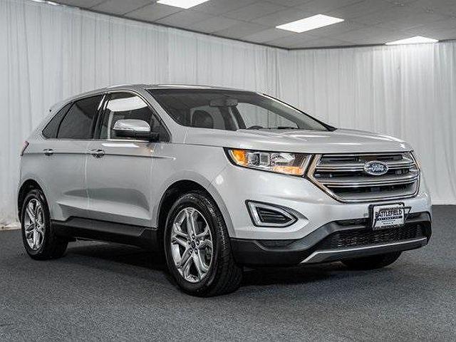 2017 Ford Edge Titanium for sale in Manassas, VA