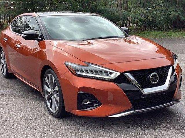 2021 Nissan Maxima Platinum for sale in Birmingham, AL