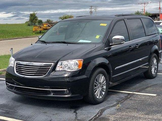 2015 Chrysler Town & Country Touring-L for sale in Alcoa, TN