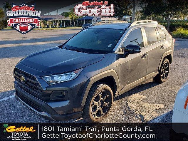 2020 Toyota RAV4 TRD Off Road for sale in Punta Gorda, FL