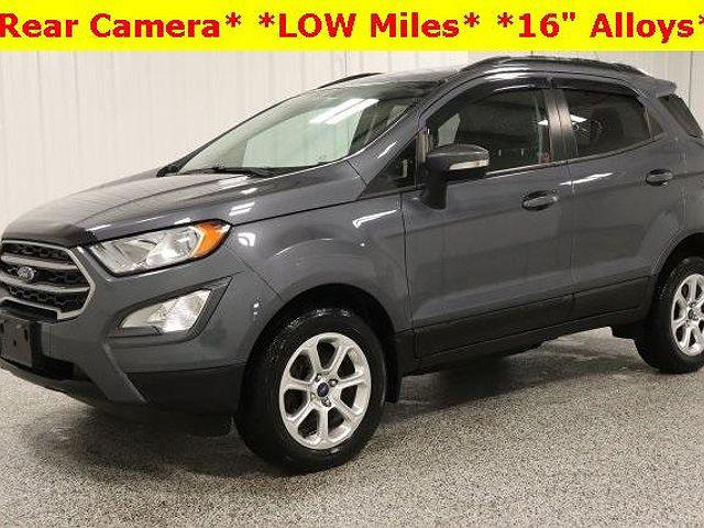 2018 Ford EcoSport SE for sale in Hicksville, OH
