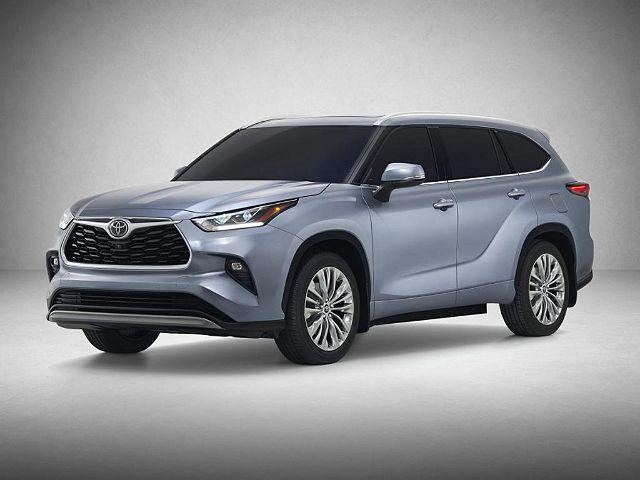 2020 Toyota Highlander XLE for sale in Suitland, MD